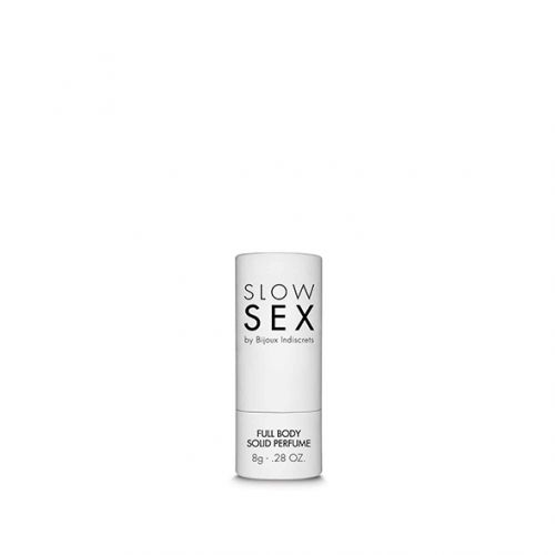 Full Body Solid Parfume Bijoux Indiscrets - Slow Sex